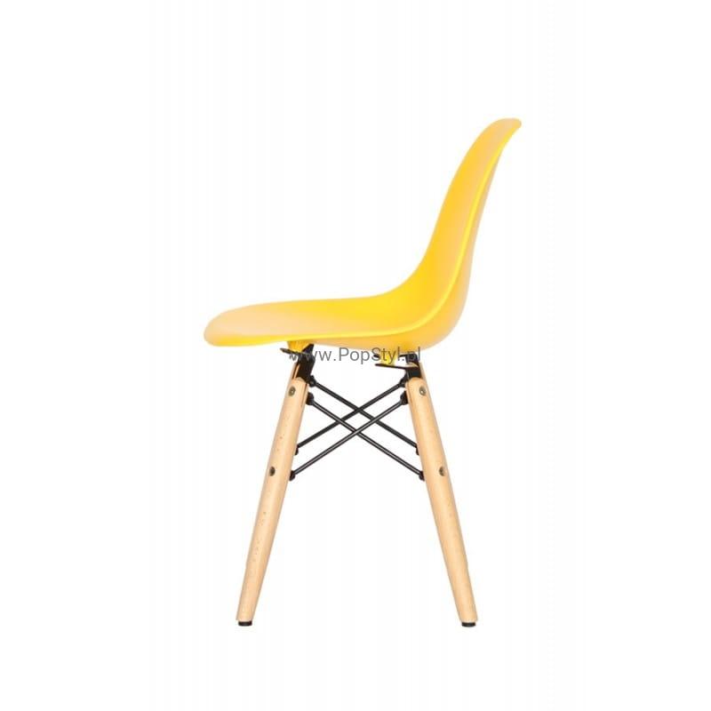 Nowoczesne krzesło DSW ENZO dla dzieci 212 K kolory
